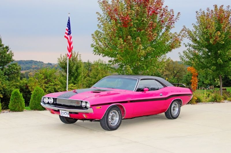 1970 Panther Pink 1 Of 41 Made In Panther Pink For Sale