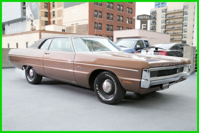 1970 plymouth fury 383 v8 gran coupe automatic original mopar hemi charger - 1970 plymouth fury gran coupe ...