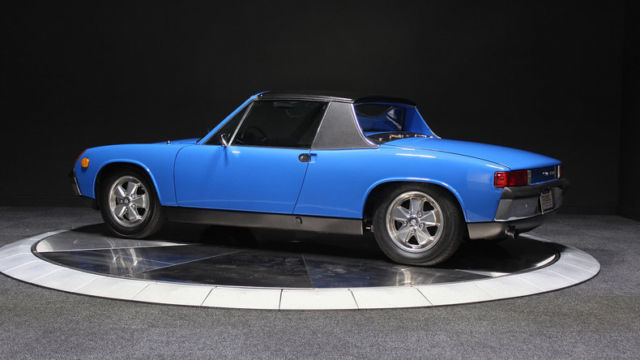 Used Cars Stockton Ca >> 1970 Porsche 914 6 Matching Numbers Rare Color