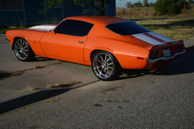 1970 pro touring ls3 ls2 house of kolor split bumper camaro. Black Bedroom Furniture Sets. Home Design Ideas