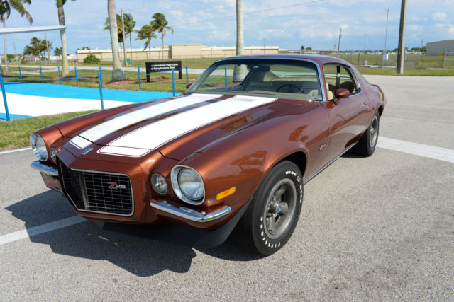 1970 Rally Sport RS Chevrolet Camaro Z28 Not 1971 1972
