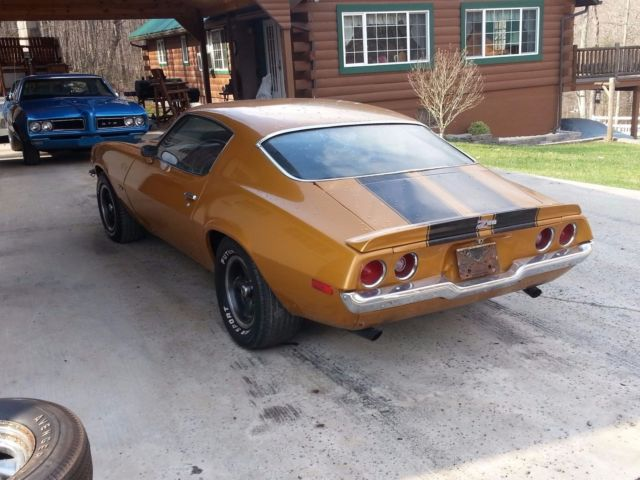 1970 z28 camaro rs chevy project rare muscle car. Black Bedroom Furniture Sets. Home Design Ideas