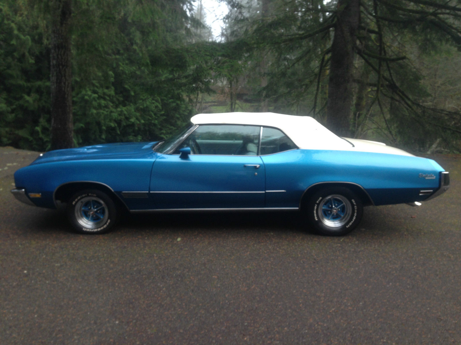 1971 buick skylark custom convertible *great condition*