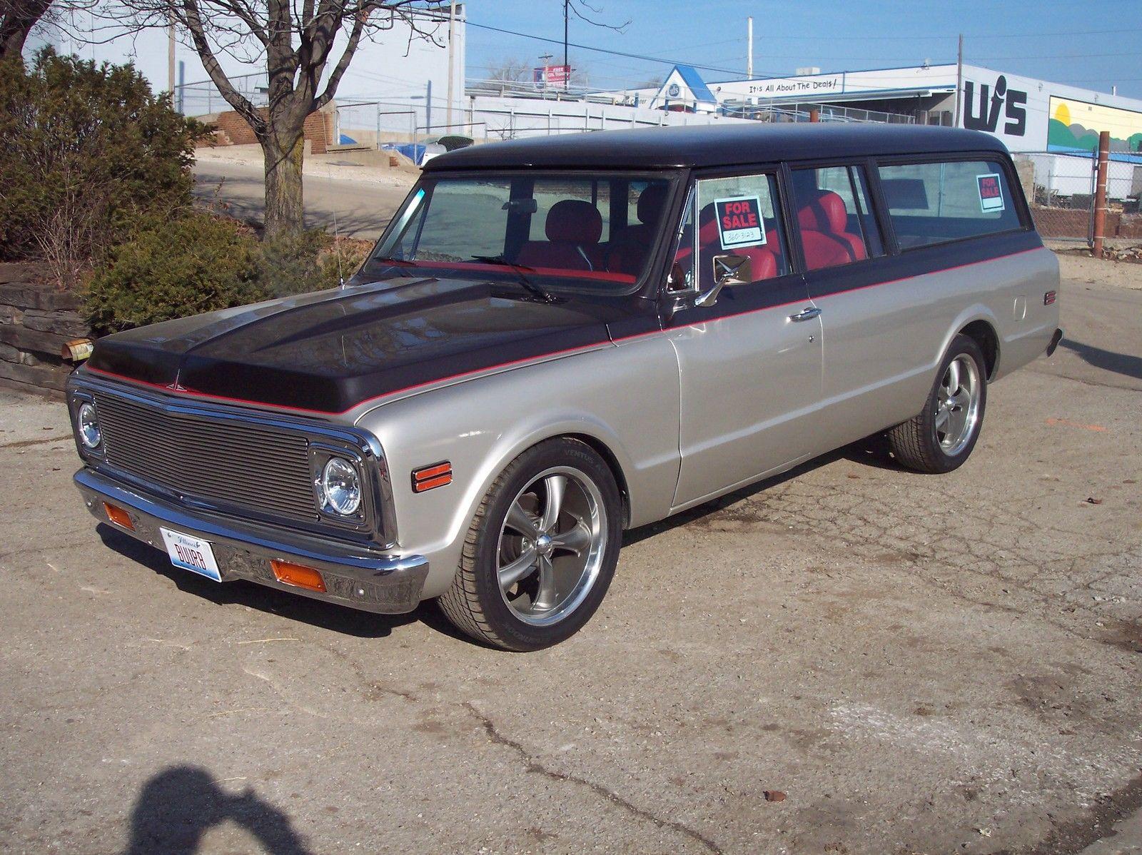 1971 chevy c10 3 door suburban for 10 door suburban