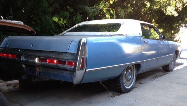 1971 Chrysler Imperial Lebaron Hardtop 4 Door 7 2l 440