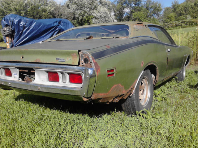 1971 Dodge Charger Super Bee Project