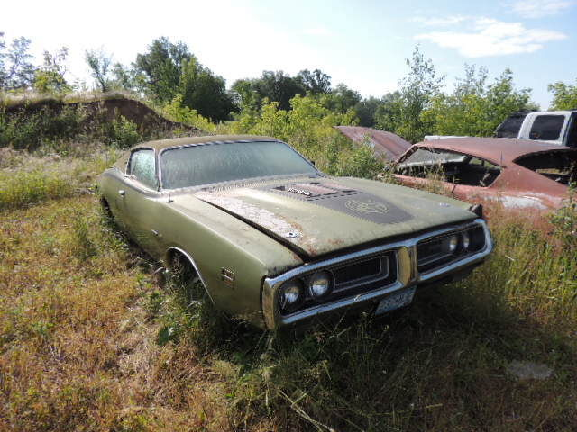 1971 dodge charger superbee 383 auto project or parts car. Black Bedroom Furniture Sets. Home Design Ideas