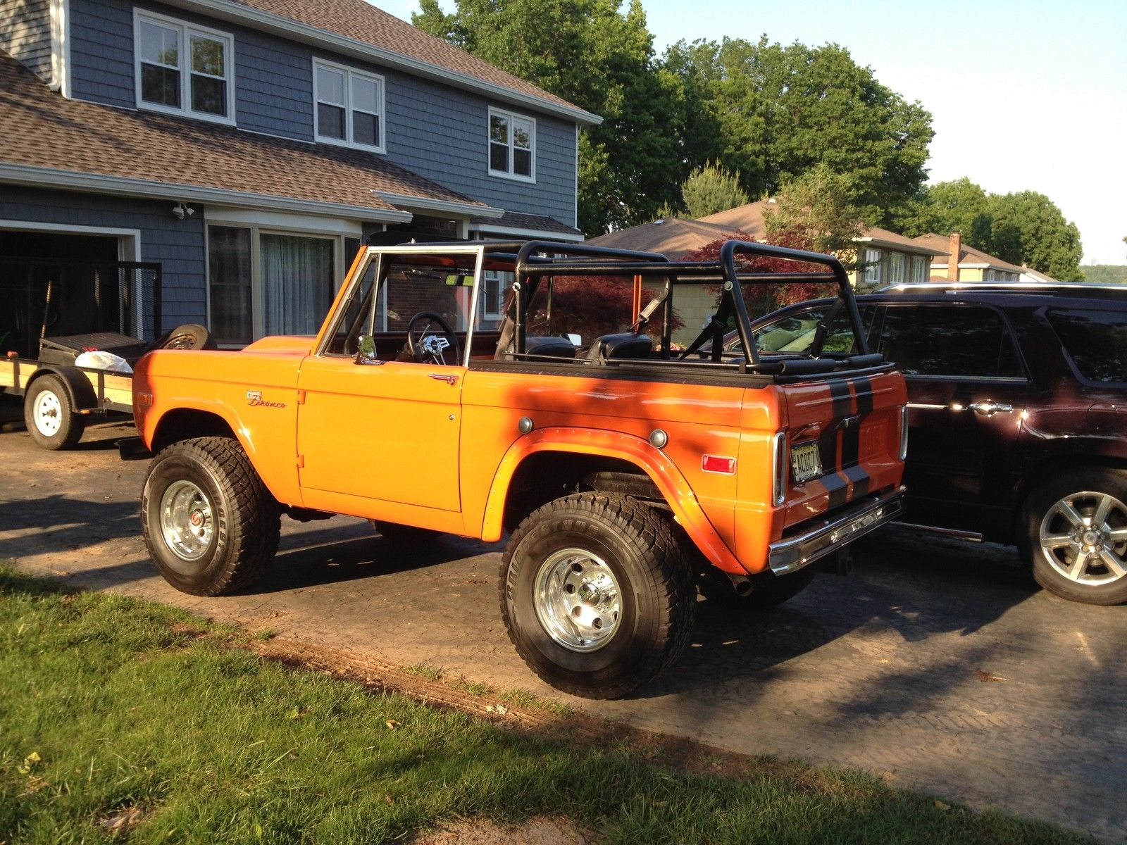 1971 ford bronco early bronco truck 4x4