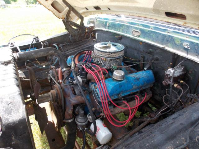 1971 ford f100 factory original 4x4 vintage pickup truck v8 4 speed 1971 Ford F100