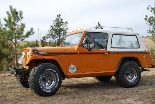1971 Jeepster Commando SC1