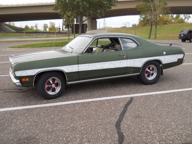 1971 plymouth duster 340 4