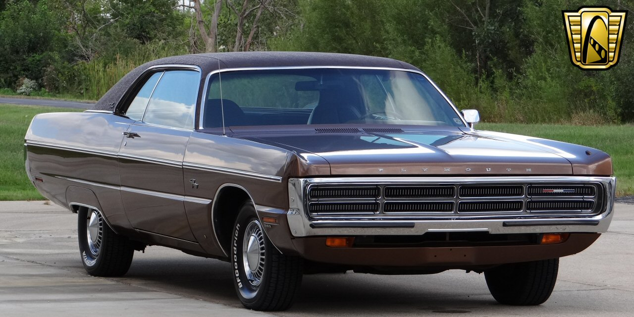1971 plymouth fury iii gran coupe 9394 miles brown coupe 383 cid v8 3 speed auto - 1970 plymouth fury gran coupe ...