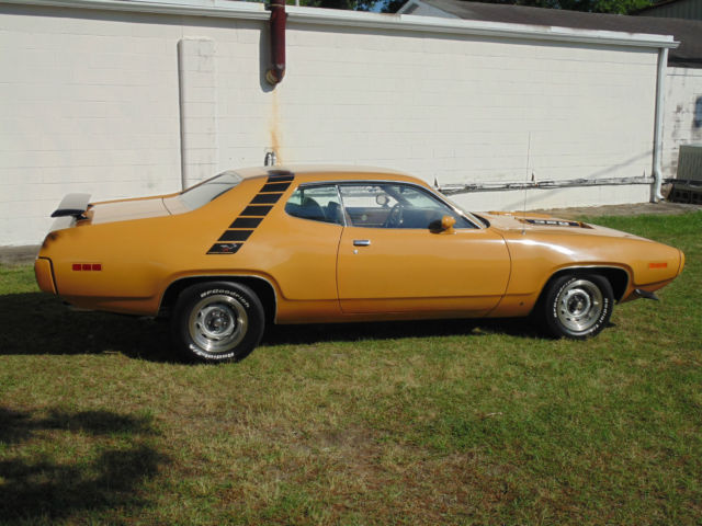 road runner 1971 muscle - photo #1