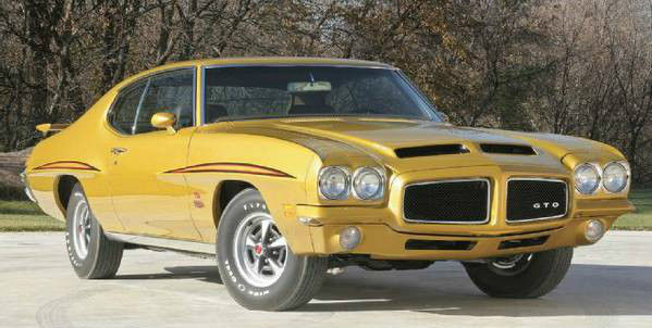 Chasing Classic Cars Gto Judge