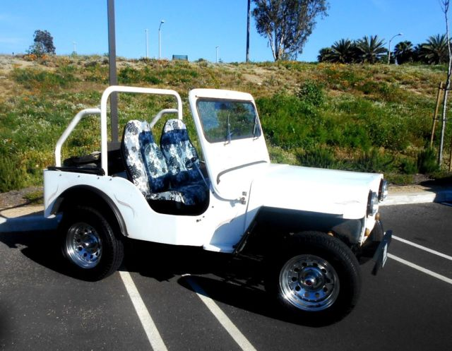 1971 Vw Veep Willy S Style Jeep Volkswagen Kit Car 1600cc Irs