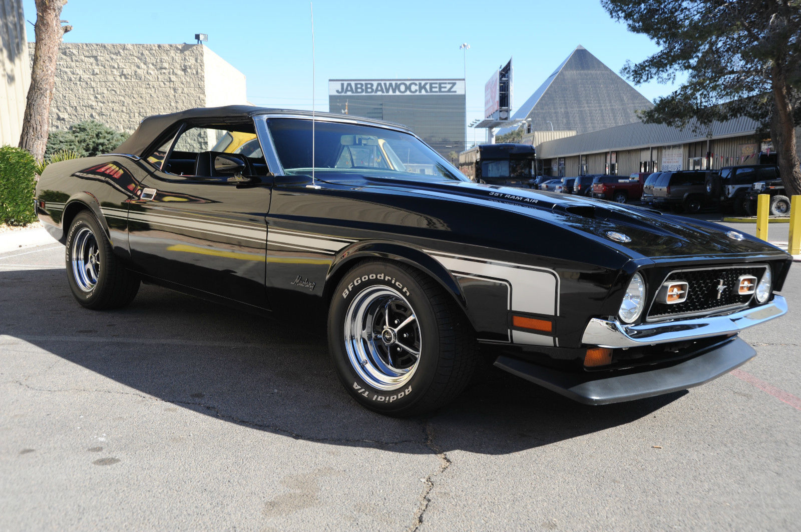 1972 Mach 1 Ford Mustang Convertible 351 C With Boss Heads Radio Wiring Harness Pristine Loaded