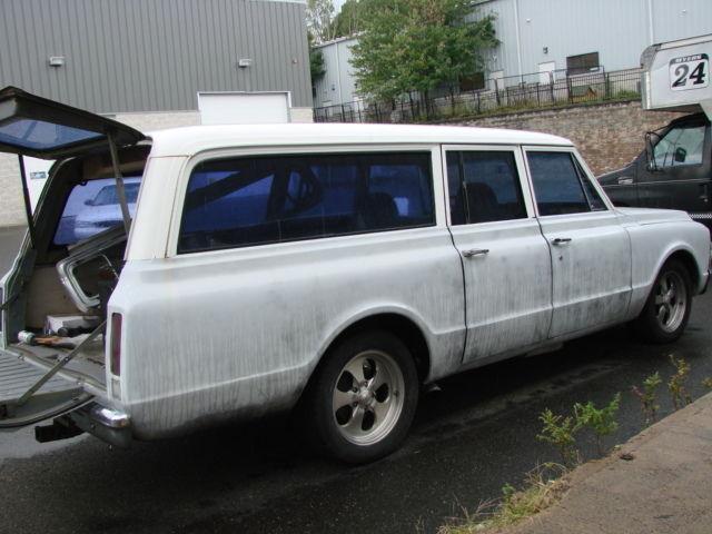 1972 3 door c10 2wd chevrolet suburban very solid factor for 10 door suburban