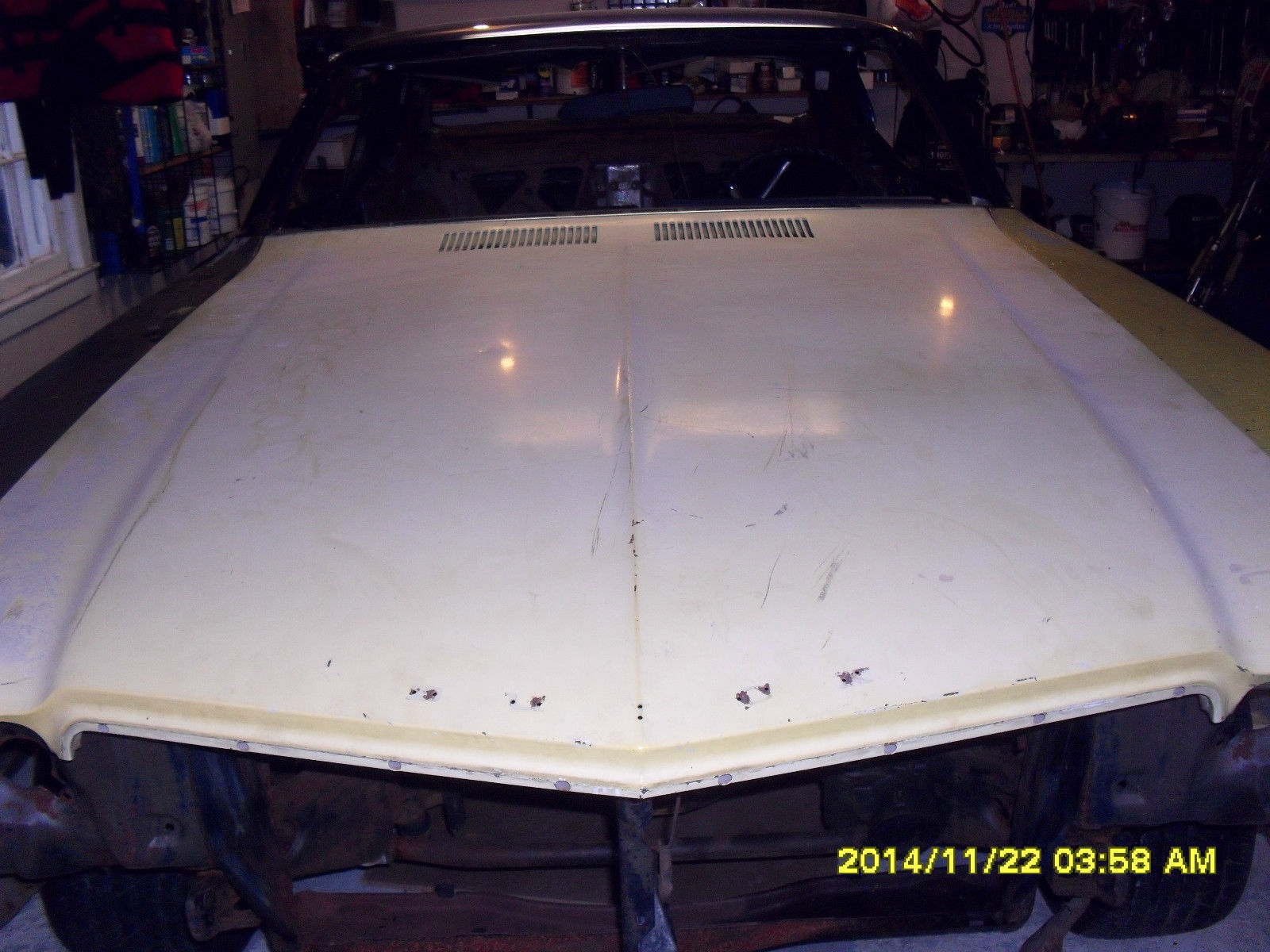1972 Buick Skylark 1970 1971 Body Style Project Car Or Clone Gs Gsx 1951 Convertible For Sale