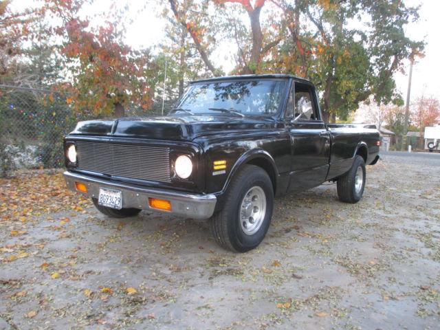 1972 Chevrolet Chevy Truck C20 V8 Manual Transmission 1968 1969 1970 1971