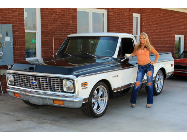 72 Chevy Truck For Sale >> 1972 Chevy Super Cheyenne HOLIDAY SALE BB Auto PS Power Disc Brakes Super SOLID
