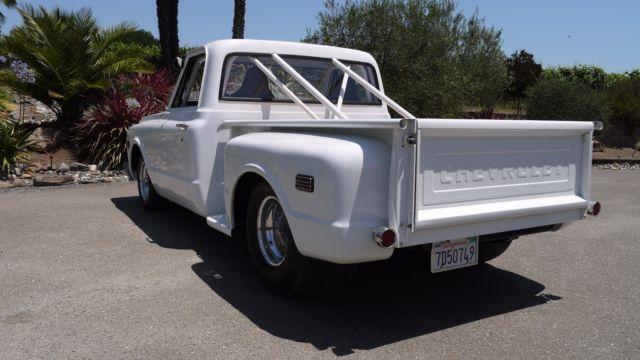 1972 Chevy Truck Pro Street Big Block 454 Chevrolet C10
