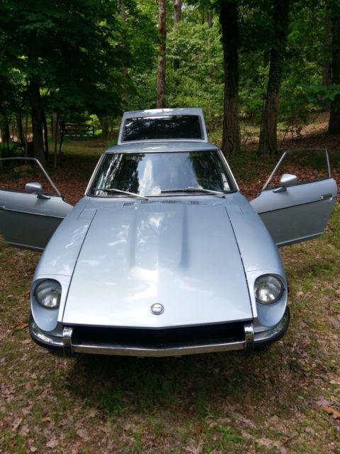 1972 datsun 240z coupe manual 4 speed 6 cylinder california car 72 000 og miles. Black Bedroom Furniture Sets. Home Design Ideas