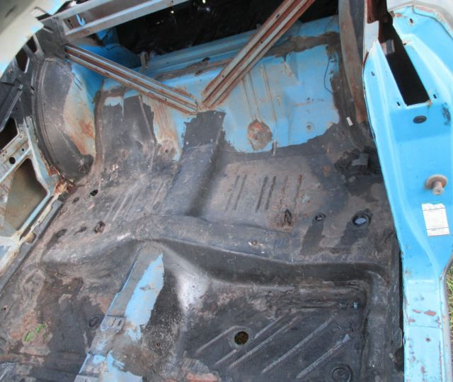1972 DODGE CHARGER RALLYE Factory Petty Blue Big Block Car