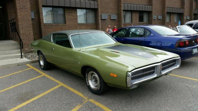 1972 Dodge Charger Rallye Super Bee Mopar One Of None