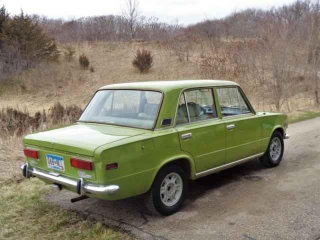 1972 fiat 124 special sedan no reserve. Black Bedroom Furniture Sets. Home Design Ideas