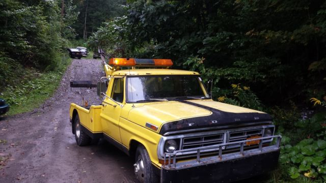 1972 ford f350 tow truck