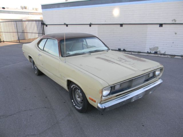1972 Plymouth Duster V8 68 69 70 17 Demon Charger Challenger