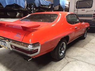 1972 Pontiac Gto Base 6 6l 1970 Lemans Gto Clone