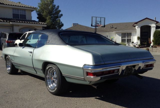 El Paso Craigslist >> 1972 Pontiac LeMans GTO T37 Barn Find Matching Numbers Chevelle Tempest