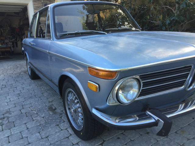 1973 bmw 2002 tii 5 speed nice interior runs and drive great ca car. Black Bedroom Furniture Sets. Home Design Ideas