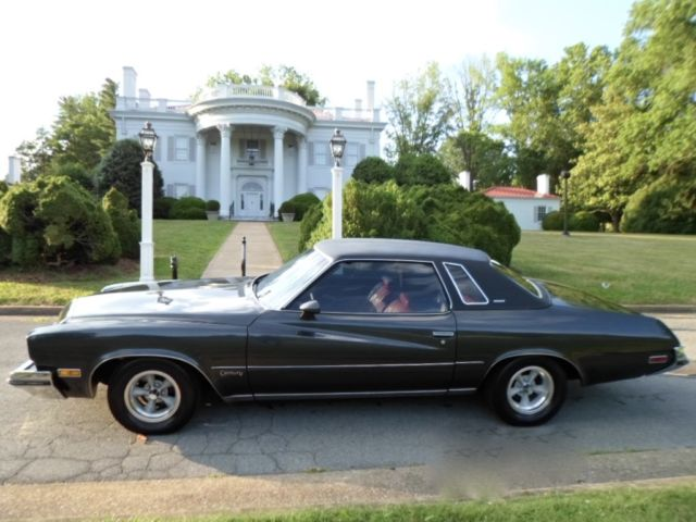 1973 Buick Century Luxus Coupe 2 C Clean