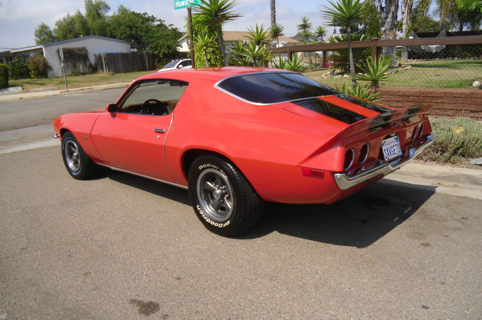 1973 Camaro Rs Z28 4 Speed Lt350 Show Car