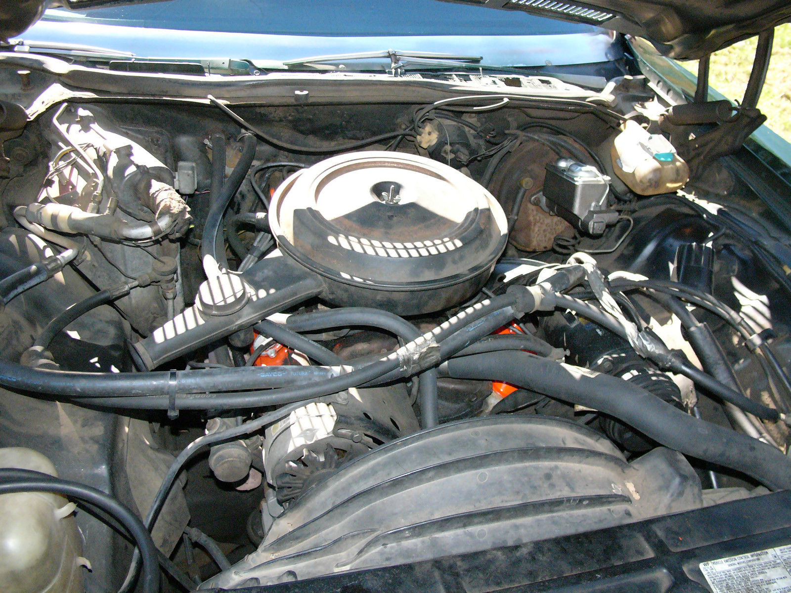 1973 Chevrolet Impala 4 Door Green on Green $$$$ for sale ...