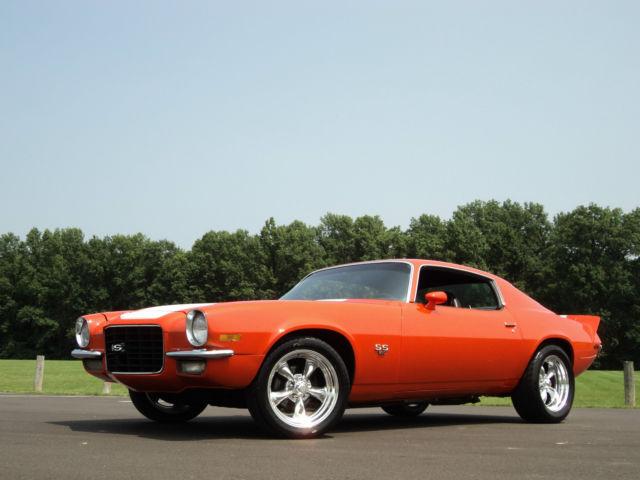 1973 Chevy Camaro Ss 350 4 Speed Tribute Gm 67 68 69 70 71 72 73 74 75