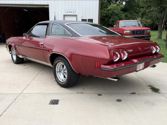 1973 Chevy Chevelle Laguna Colonnade 2 Door Coupe One