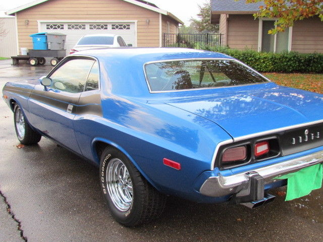 1973 dodge challenger 340 matching 39 s drive train all. Black Bedroom Furniture Sets. Home Design Ideas