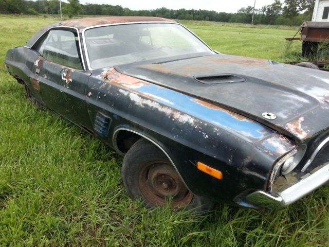 Dodge Challenger Rally Rough Major Project Or Parts on Dodge Challenger Battery Location