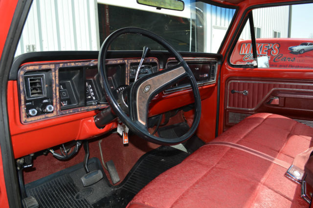 1973 ford f100 ranger xlt short bed pickup 390 auto