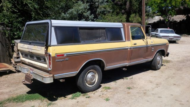 1969 F250 4x4 For Sale In Washington Autos Post
