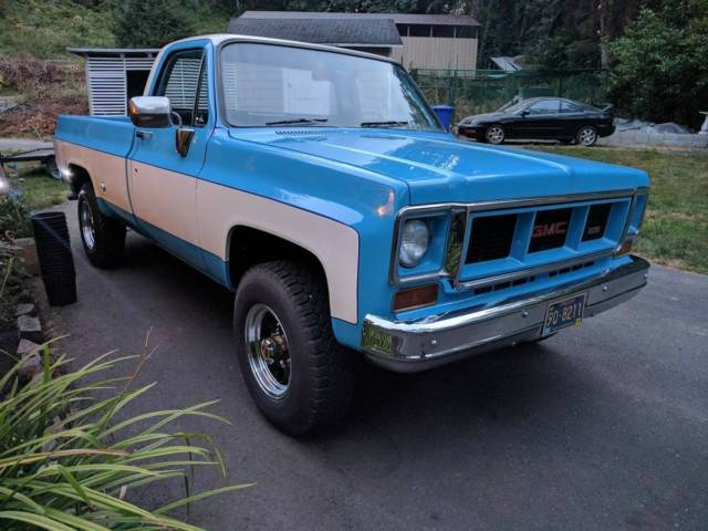 1973 GMC k20 4x4 Super Custom 2500 RESTORED MUST SEE