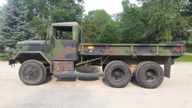 1973 M35A2 Deuce and a half