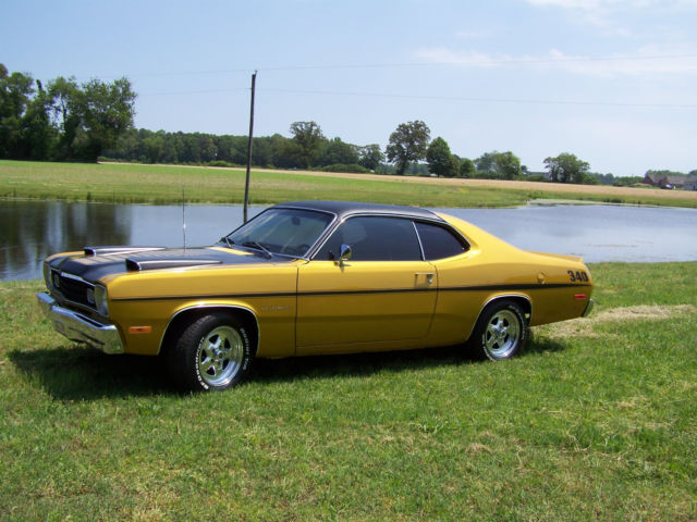 1973 plymouth gold duster. Black Bedroom Furniture Sets. Home Design Ideas