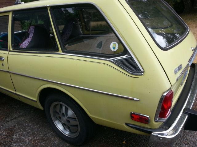 1973 Toyota Corolla 2 Door Wagon Te28 Jdm Ke26