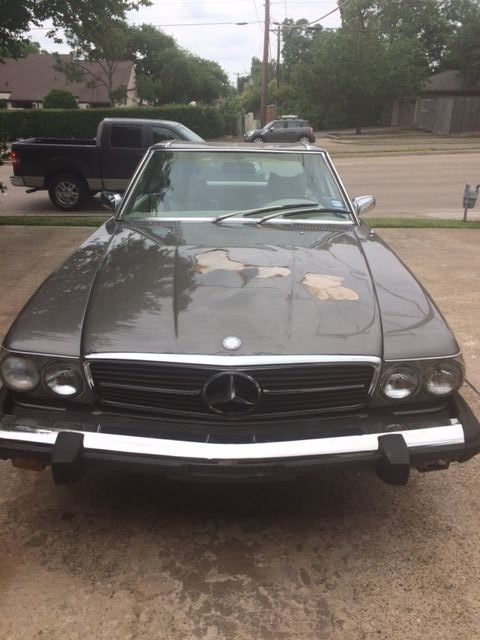 1974 450 sl roadster for Mercedes benz dallas for sale