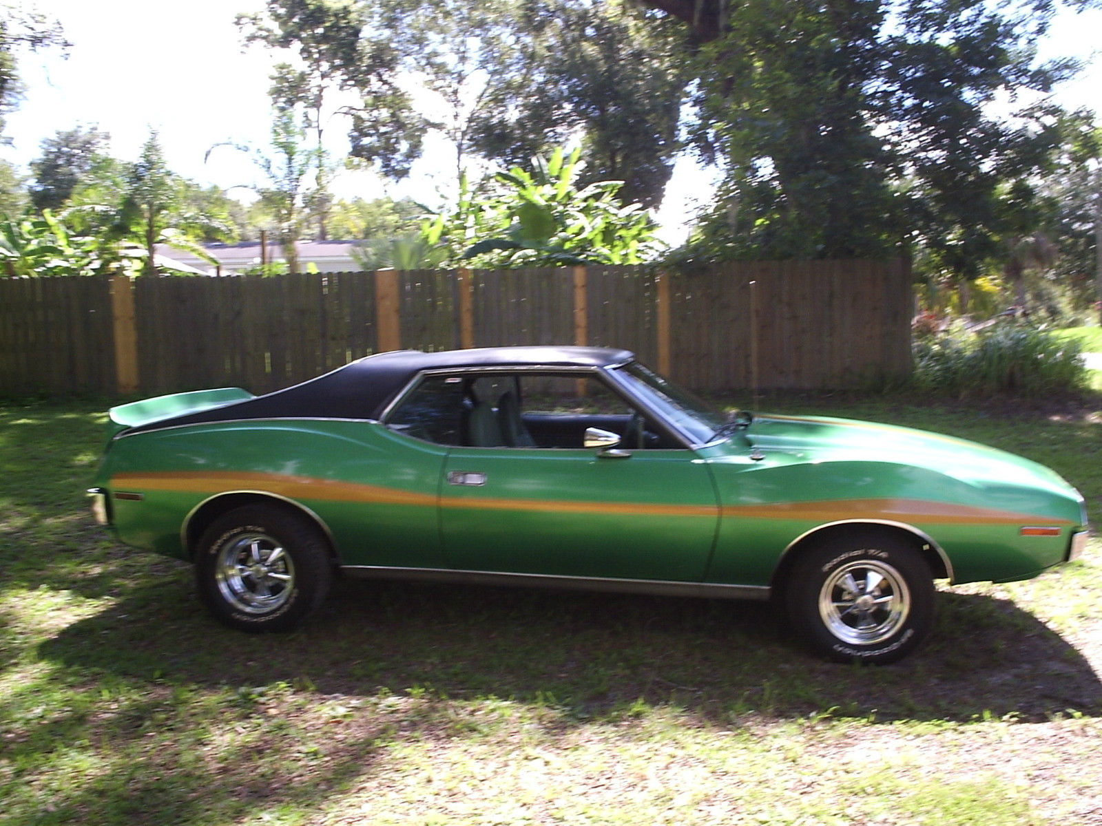1974 american motors javelin amx 5 9l for American classic motors for sale
