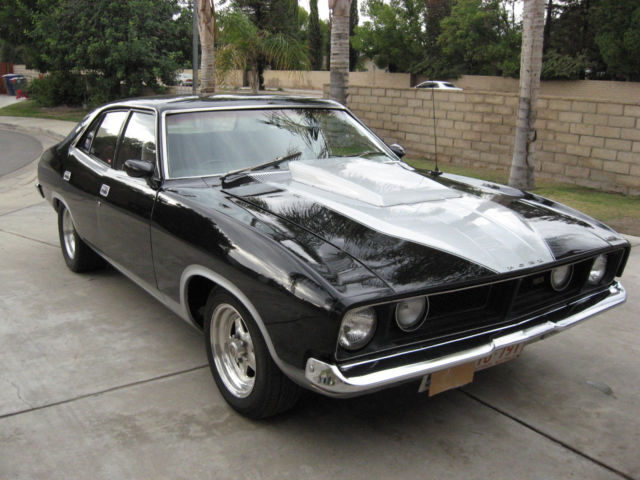 Used Cars Bakersfield >> 1974 Australian Ford Falcon 500 looks like XB Sedan